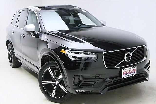 Pre-Owned 2017 Volvo XC90 T6 R-Design