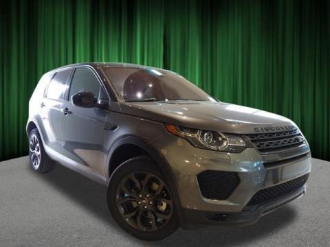 Certified Pre-Owned 2019 Land Rover Discovery Sport Landmark Edition